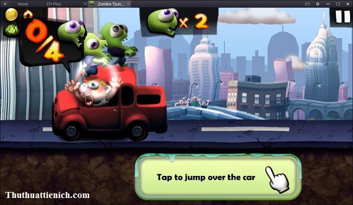 Hình ảnh trong game Plants vs Zombies 2