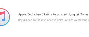 Hướng dẫn cách tạo tài khoản iTunes Việt Nam miễn phí