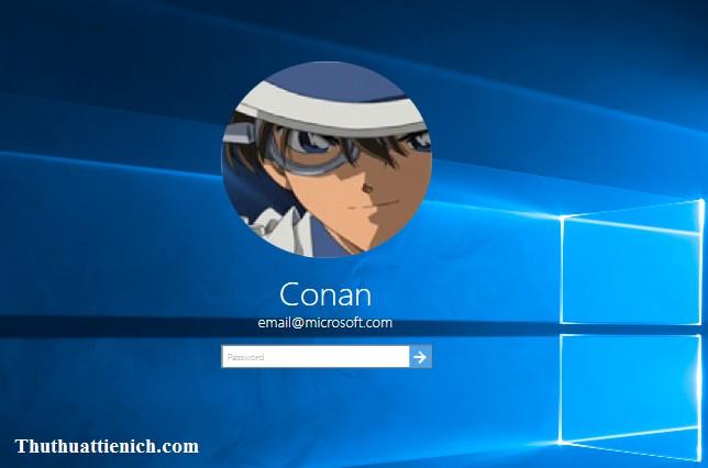 Cách thay đổi ảnh đại diện (Avatar) người dùng trên Windows 10