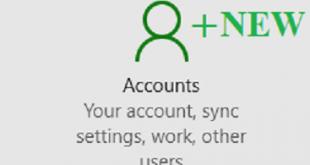 Hướng dẫn tạo, xóa người dùng mới trên Windows 10