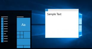 Hướng dẫn cách cài đặt/thay đổi hình nền cho máy tính chạy Windows 10