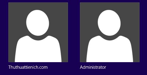 tài khoản Administrator