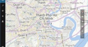 Tải bản đồ Việt Nam & thế giới về máy tính xem Offline trên Windows 10