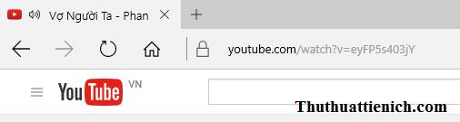 Link video Youtube ban đầu
