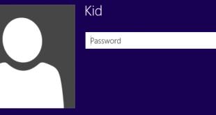 Hướng dẫn cách tạo/thay đổi/xóa mật khẩu đăng nhập Windows 8/8.1