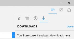 Hướng dẫn thay đổi thư mục tải về mặc định trên trình duyệt Microsoft Edge