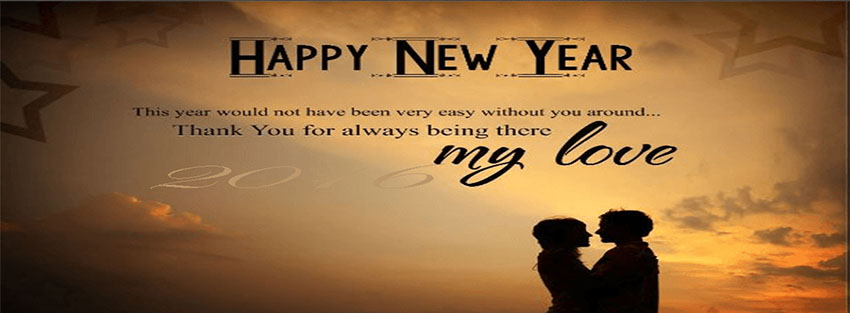 Ảnh bìa Facebook chúc mừng năm mới