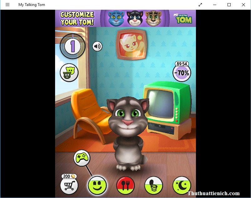 Tom Cat Game For Pc