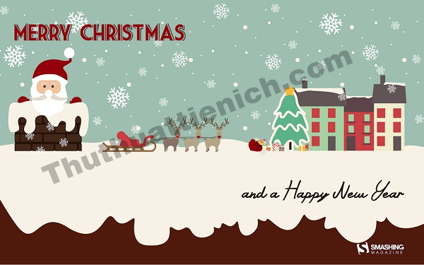 Merry Christ and Happy New Year 2016
