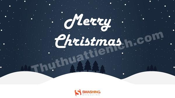 Tháng 12 có nhiều ngày lễ lớn trong năm như Noel và Năm mới