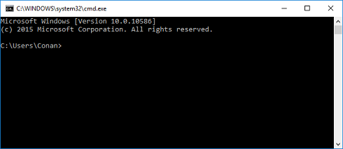 Cách mở Command Prompt (CMD) trên Windows 10
