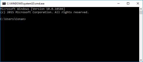 Cách mở Command Prompt (CMD) trên Windows 10