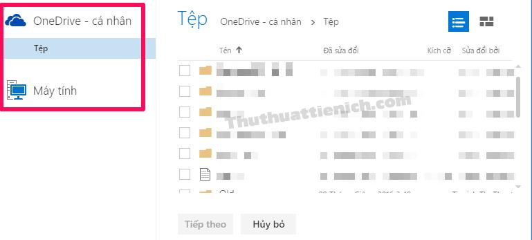 2 tùy chọn đính kèm tập tin trong Outlook/Hotmail