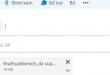 Cách gửi hình ảnh, tập tin đính kèm qua Outlook/Hotmail