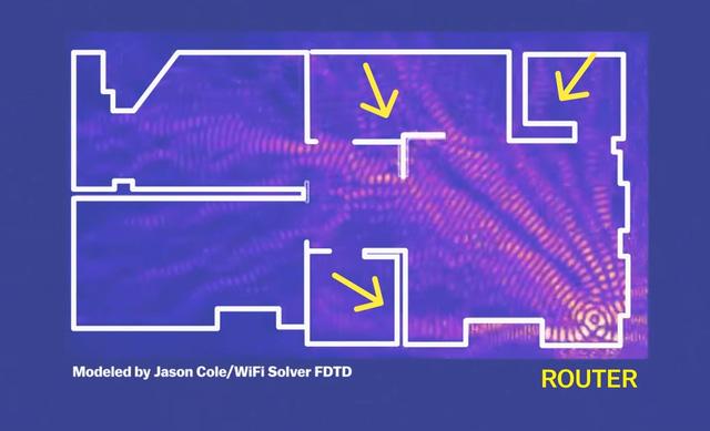 Đặt Router ở nơi thông thoáng, ít vật cản, gần nơi làm việc