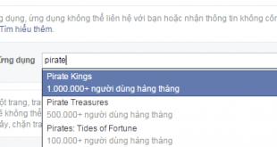 Tắt lời mời chơi game, dùng ứng dụng trên Facebook