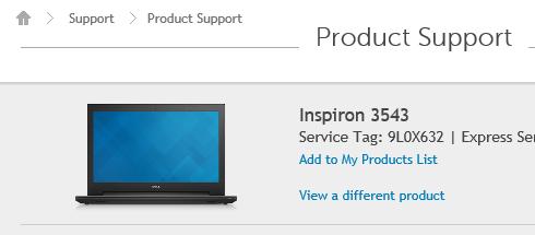 Cách xem tên, Serial Number của các hãng laptop