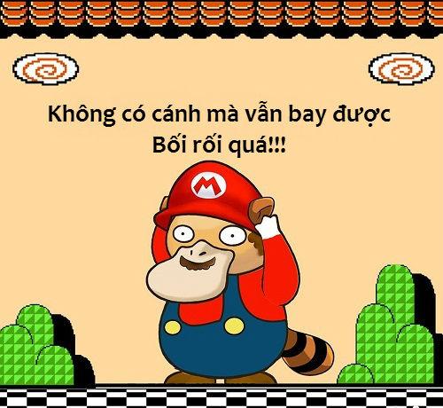 Vịt bối rối phiên bản Mario