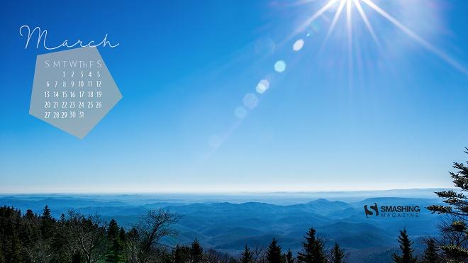 Tháng 3, hãy tận hưởng không khí mùa xuân trước khi chuyển sang mùa hè