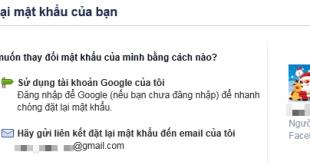 Quên mật khẩu Facebook? Đây là cách lấy lại nhanh nhất