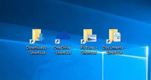 Cách xóa mũi tên bên cạnh Shortcut trên Windows 7/8/10