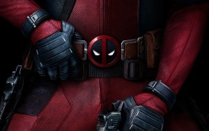 Deadpool Movie Belt Logo