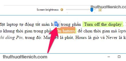 Bôi đen từ, cụm từ rồi nhấn vào biểu tượng của Google dịch để dịch