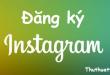 Đăng ký tạo Instagram