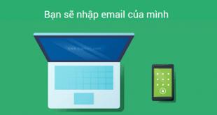 Cách đăng nhập Gmail, Google không cần nhập mật khẩu