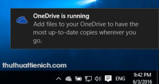 Thay đổi hoặc tắt âm thanh thông báo trên Windows 10