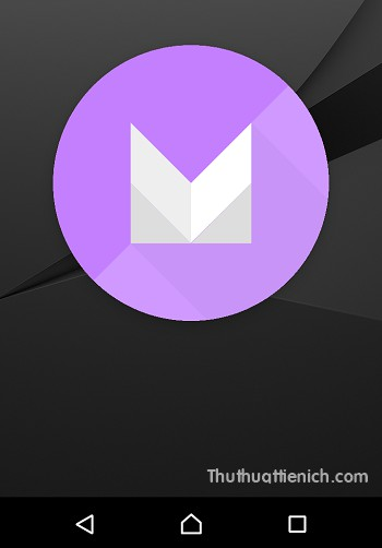 Xem biểu tượng của phiên bản Android đang dùng