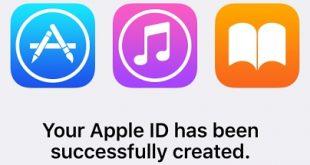 Cách đăng ký tài khoản Apple ID store US