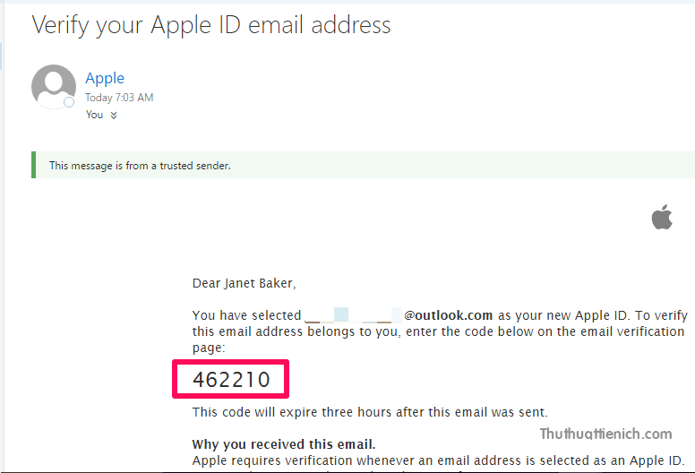Đăng nhập email, lấy mã xác nhận