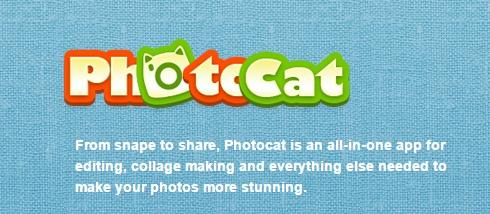 Ghép ảnh Online với Photocat