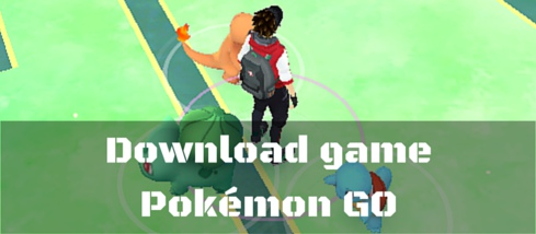 Download game Pokémon GO
