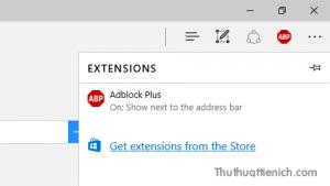 Làm thế nào để chặn quảng cáo trên trình duyệt web Microsoft Edge? - Ảnh minh hoạ 6
