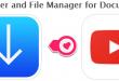 Tải video Youtube về iPhone/iPad & chia sẻ với thiết bị #
