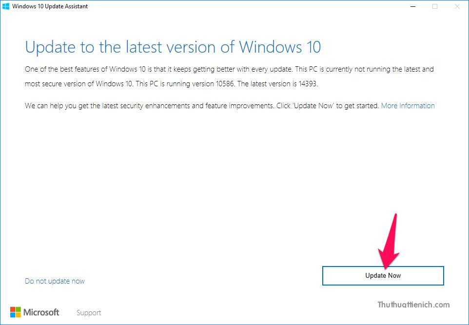 Làm gì khi không tìm thấy bản cập nhật Windows 10 Anniversary trong Windows Update? - Ảnh minh hoạ 2