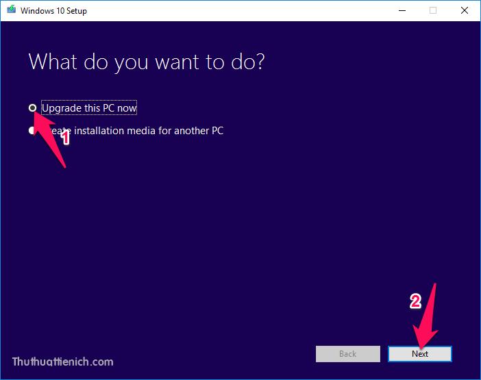 Làm gì khi không tìm thấy bản cập nhật Windows 10 Anniversary trong Windows Update? - Ảnh minh hoạ 5