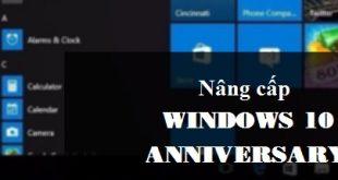 Không tìm thấy bản cập nhật Windows 10 Anniversary