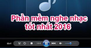 Top 10 phần mềm nghe nhạc tốt nhất, thông dụng nhất hiện nay