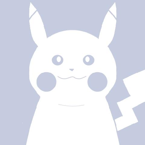 Ảnh đại diện hình Pikachu dễ thương