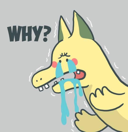 Tại sao, sướt mướt, khóc