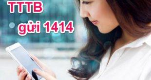 Cách kiểm tra thông tin thuê bao Viettel/Vinaphone/Mobifone