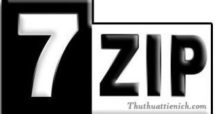 Phần mềm nén và giải nén 7-zip full miễn phí mới nhất