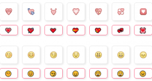 Icon Facebook - Biểu Tượng Cảm Xúc FB Full Đầy Đủ Nhất