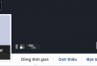 Cách thay đổi/chỉnh sửa ảnh đại diện Facebook