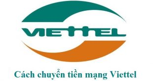 Cách bắn tiền Viettel – chuyển tiền Viettel
