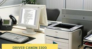 Tải Driver máy in Canon LBP 3300 (32-bit + 64-bit)
