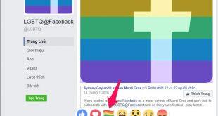 """Cách để """"thả cầu vồng"""" trên Facebook"""